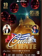 Cuba Caliente éd. Speciale Espace Montmartre