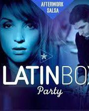 LatinBoxParty  ✨ Soirée Salsa Portoricaine – Paris ~La mensuelle