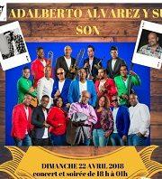 CONCERT ADALBERTO ALVAREZ Y SU SON