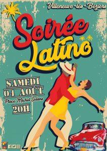Vous ne savez pas danser la Salsa? Ne vous en faites pas, Manuela vous invitera à découvrir les rythmes latins et se fera un plaisir de vous transmettre un peu de sa passion au détour d'une initiation pour les novices et des animations pour les initiés. Démonstration de salsa et danses latines... Cette soirée s'annonce caliente !!! Le coeur des guitares assurera le début de soirée.