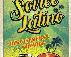 Soirée Latino Salsa / Bachata