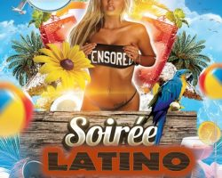 Club Soiree Bachata / Salsa / Latino