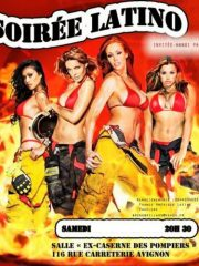 Salsa chez les Pompiers