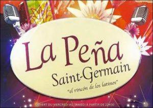 pena salsa bachata soiree latino bar club pub danser paris