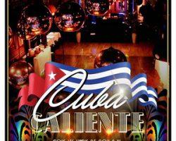Cuba Caliente au Théâtre du Renard